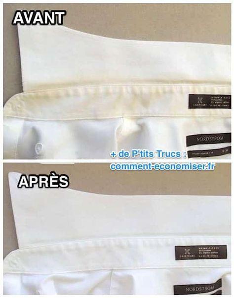 Certaines taches semblent irrécupérables... Pas besoin d'acheter des détachants chimiques à l'efficacité douteuse ! Il existe une recette fabuleuse pour nettoyer en profondeur les textiles les plus tachés. Découvrez l'astuce ici : http://www.comment-economiser.fr/certainement-le-meilleur-detachant-pour-le-linge-tres-sale.html?utm_content=buffera9576&utm_medium=social&utm_source=pinterest.com&utm_campaign=buffer