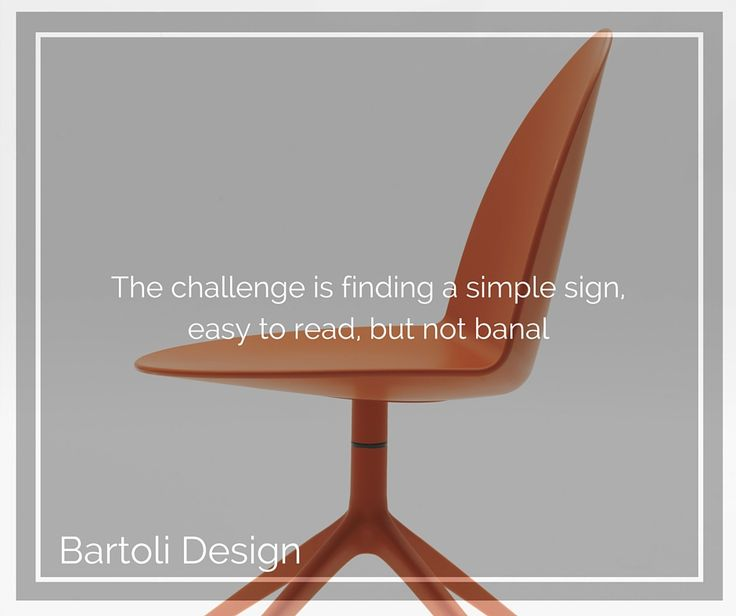 Should a designer reveal his trick? Bartoli Design did it.