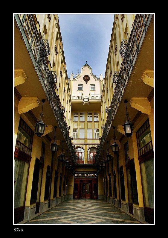 Art nouveau hotel, Pecs - Pecs, Baranya