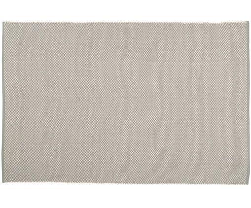 handgewebter teppich dots - Wohnzimmereinrichtung Beige Wei
