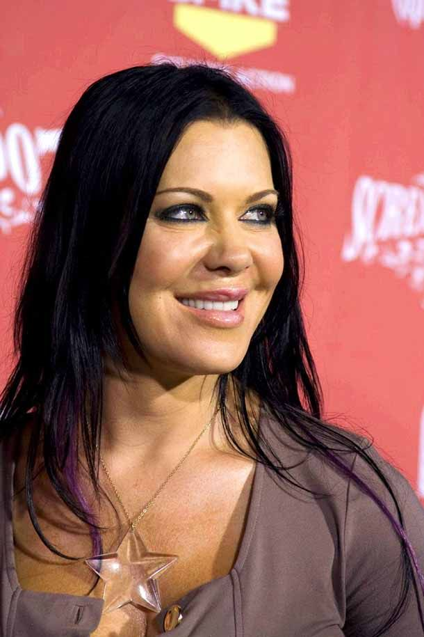 "Joanie ""Chyna"" Laurer - She was a pioneer that took women from the sidelines of combat sports (however scripted) and legitimized them as viable, popular competitors. Sadly she was the youngest on this list when she died April 20th, 2016 at only 46 years old."