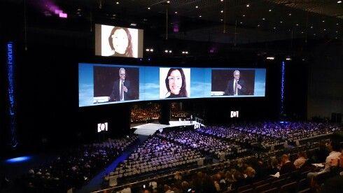 Sir Ken Robinson Nordic Business Forum.