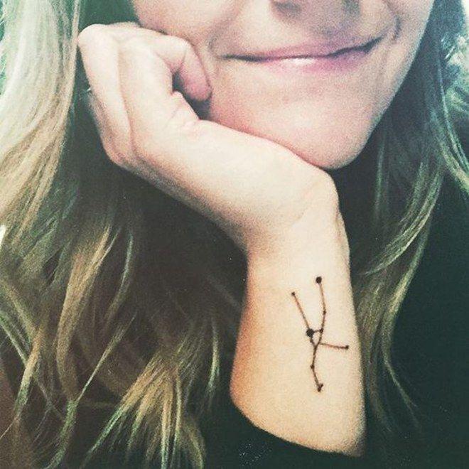 Tatuajes zodiacales tattoo inspiration ideas for Taurus tattoos on wrist