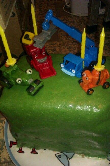 4Y BIRTHDAY CAKE FOR BOY