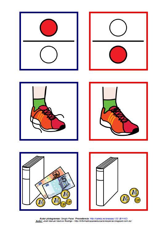 Registro y valoración cualitativa - Antónimos. Lámina 3 http://informaticaparaeducacionespecial.blogspot.com.es/2014/09/registro-y-material-complementario-para.html