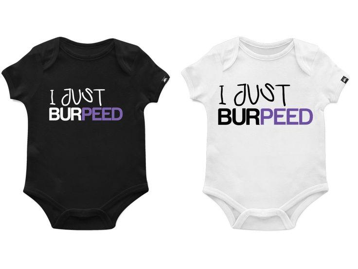 I Jus Burpeed