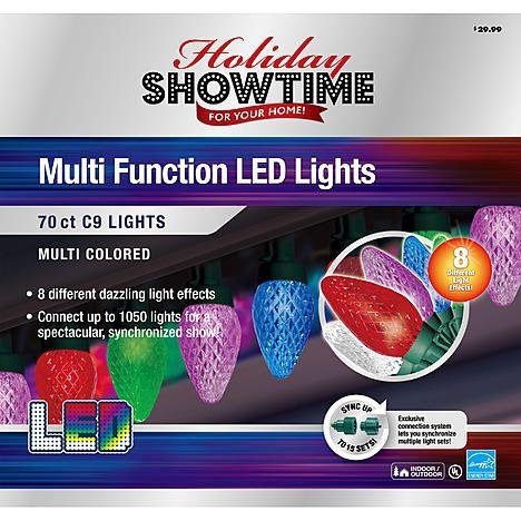 C7 Christmas Lights Walmart