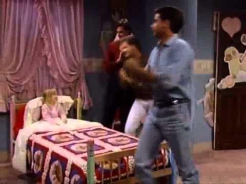 Full House - Teddy Bear!