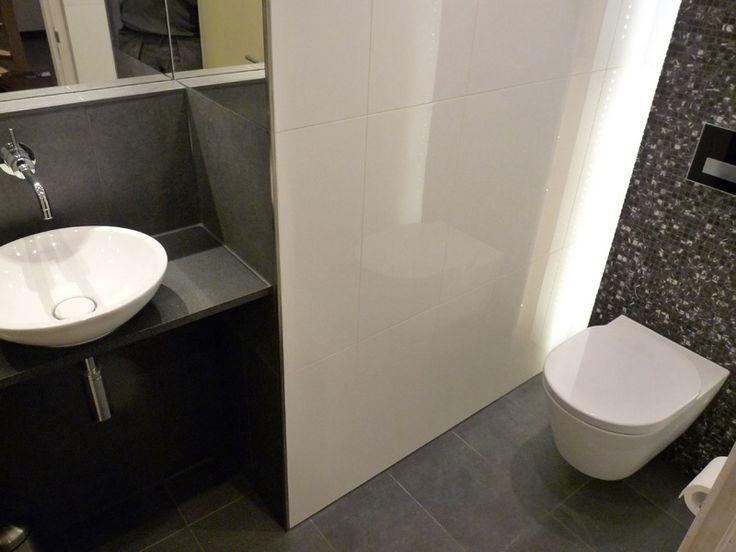 17 beste afbeeldingen over bovenverdieping woning niel kim op pinterest toiletten - Wc mozaiek ...