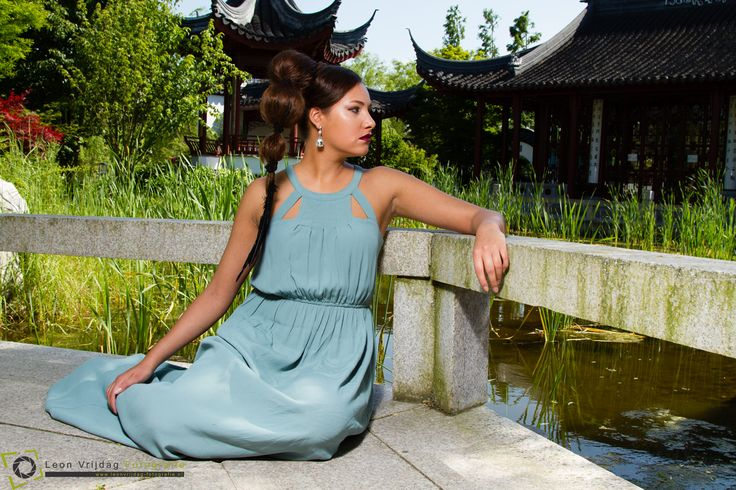 Tara Photoshoot with  Leon Vrijdag Photography Model: Tara D'Rozario Hair and Make-up: Trendy Haar