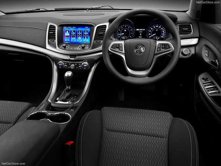 Holden VF Commodore Interior