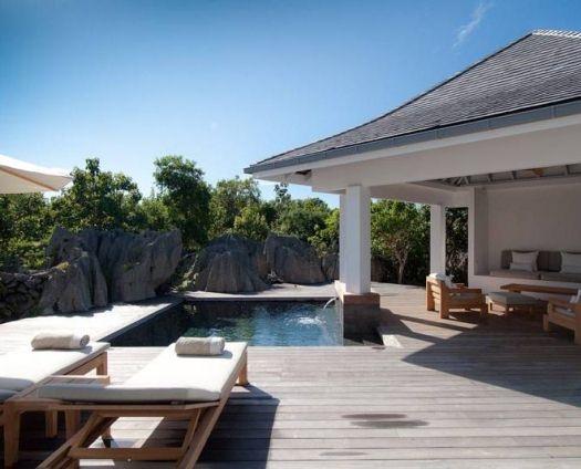 Verdigris Vie: Island Escape - pool idea