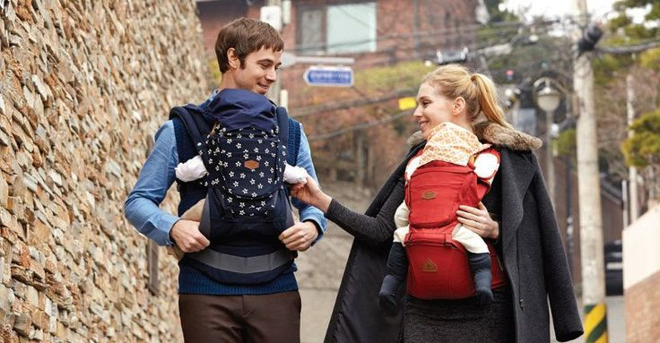 The i-angel carriermight best be described as the next generation in baby carriers. It even has a handy addition we've never seen in a carrier before.