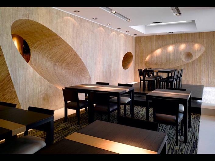 Interior Japanese Restaurant Design And Decoration