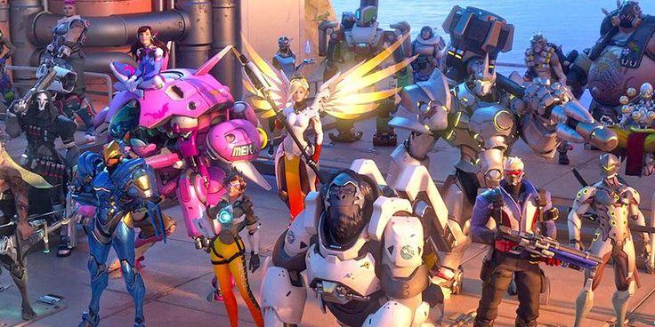 Overwatch gratuito! En estas fechas podrás probar el juego de Blizzard - Diario Depor