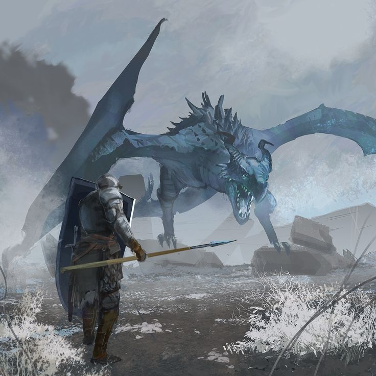 Drawcember dragons, Kirill Nedorosol on ArtStation at https://www.artstation.com/artwork/oVQBJ
