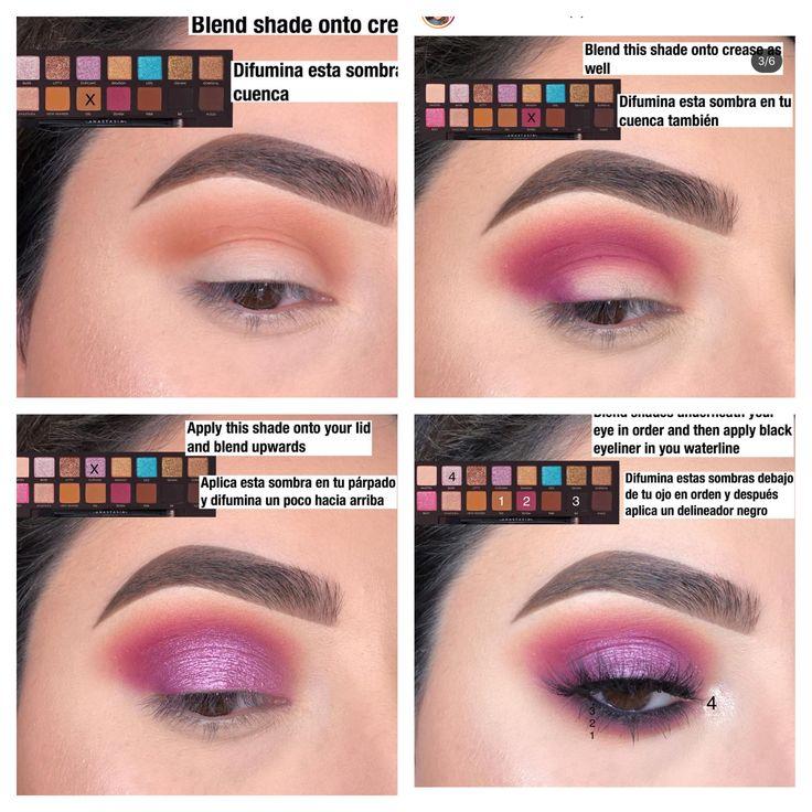 𝘋𝘰𝘶𝘣𝘭𝘦 𝘋𝘦𝘯𝘪𝘮 𝘧𝘵 𝘗𝘰𝘰𝘭 - Nicole Devereux - Make Up Artist