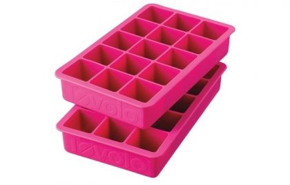 The Best Ice Cube Tray, according to The Wirecutter / The Sweethome ($8 on Amazon)