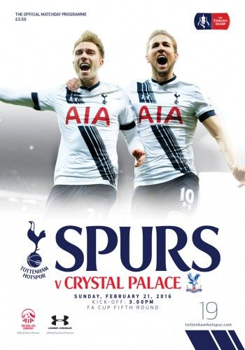 Tottenham Hotspur - F.A. Cup 5th Round