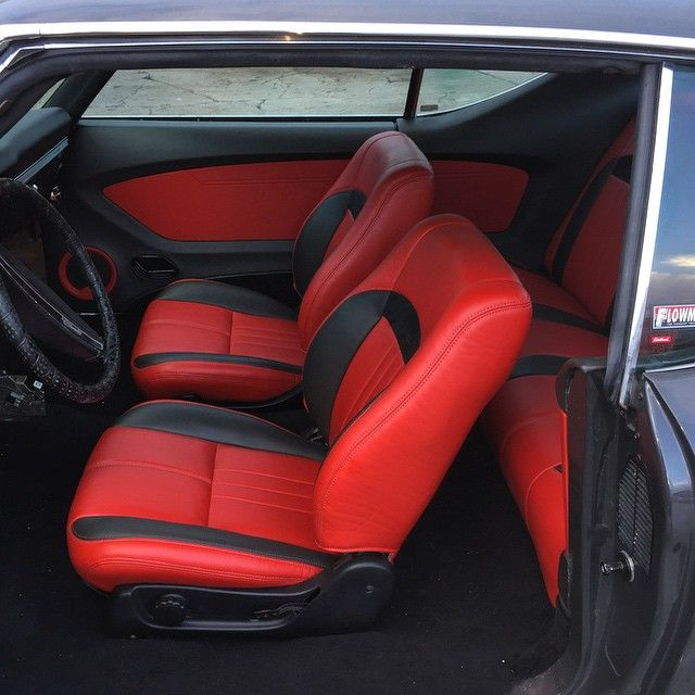 1000+ Images About Muscle Car Interior On Pinterest
