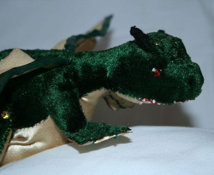 patroon voor een draak