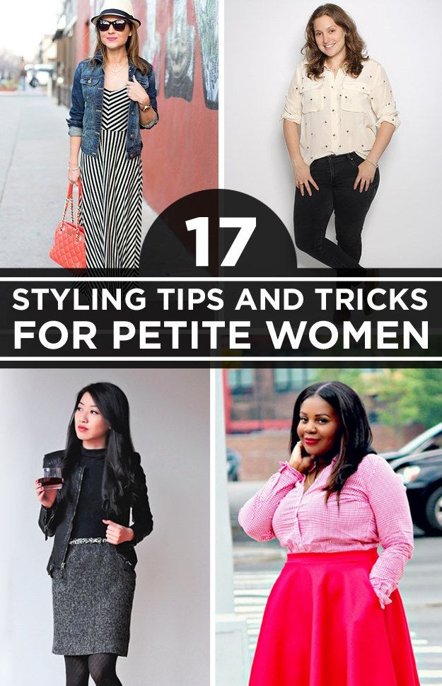 17 Super Useful Styling Tips For Women Under 5'4