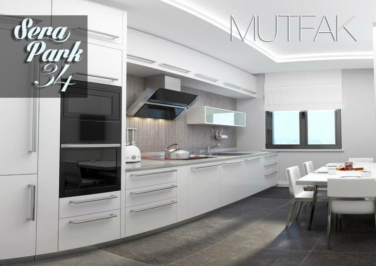 SeraPark 34  Mutfak