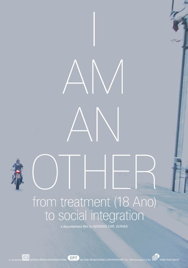 I AM AN OTHER by tsoutis nikos, via Behance