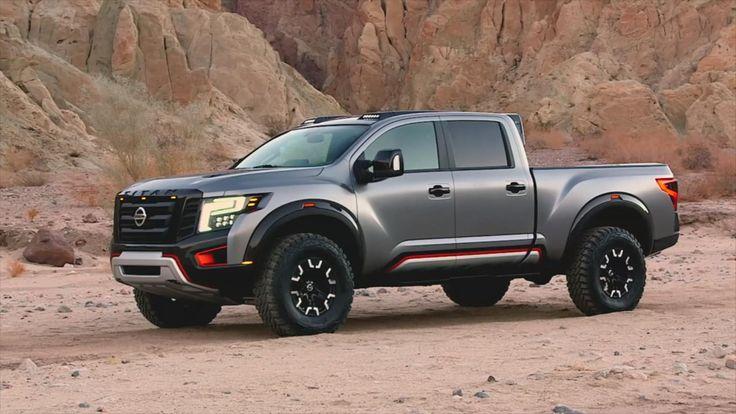 Detroit 2016: Nissan Titan Warrior Concept