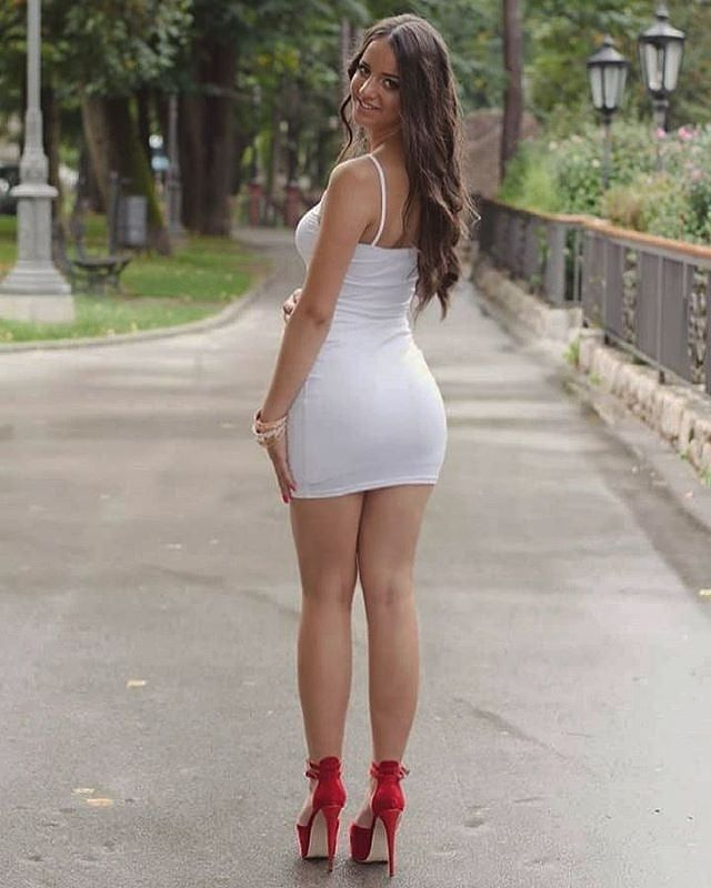Sheenagirls Sexy Girls  Tight Dresses  Pinterest -2383