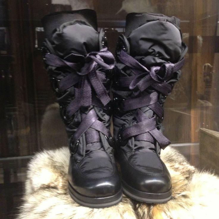 #Moncler Snow #Boots #SoHo #fabuloussoles