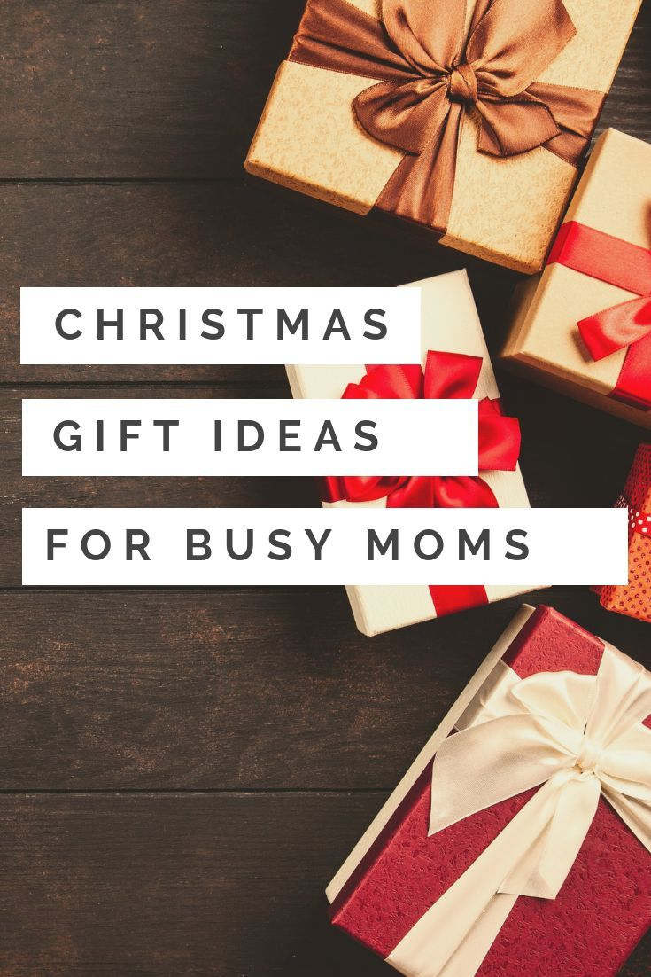 Christmas Gifts For Moms What The Busy Mom In Your Life Really Wants Giftguides Unique Creative Under50