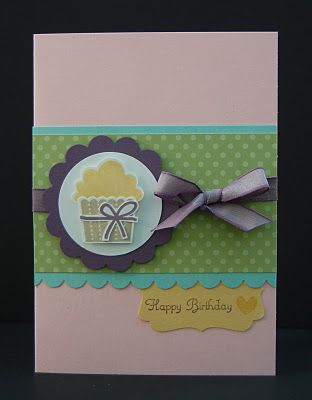 from Julie's JapesCards Ideas, Bday, Sweets Treats, Sweet Treats, Cupcakes Cards, Stampin Up, Uk Independence, Independence Stampin, Cupcakes Rosa-Choqu