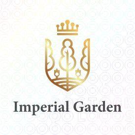 Imperial Garden logo
