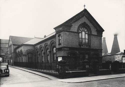 Stoke Baptist Church, London Road, Stoke-on-Trent