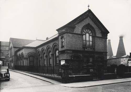 Stoke Baptist Church, London Road, Stoke-on-Trent