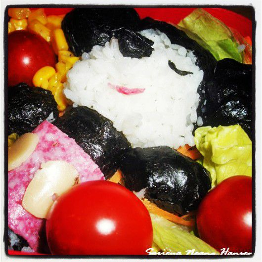 Made Mickey Mouse Bento