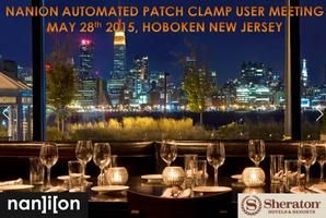 NANION AUTOMATED PATCH CLAMP USER MEETING 2015