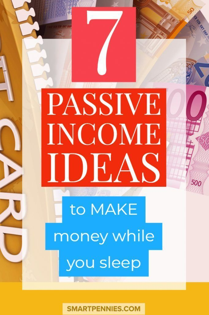 7 Ways to Make money with Passive income (While you sleep – Deembeam