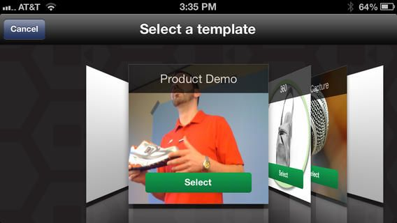 #Liveclicker MobileStudio  Wizard based HD #video creator for e commerce and enterprise