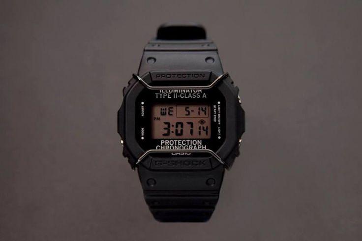 [Обзор G-Shock] DW-5600NH — лимита с уникальными корнями