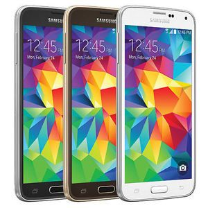 Buy Brand New Samsung Galaxy S5 Smartphone 4G LTE SM-G900 US Model AT&T or Verizon