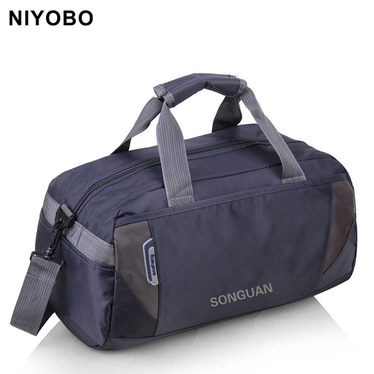 New Style portable travel bag shoulder bag waterproof luggage Travel Tote bag for men and women PT1074