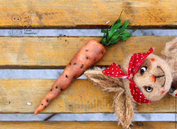 Купить Чудесный - комбинированный, кролик, заяц, красиво, авторский, игрушка, сшит полностью руками, весна