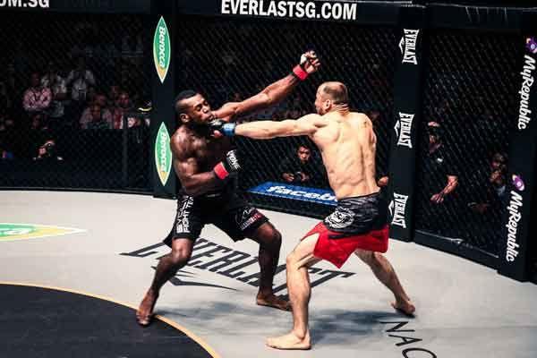 Demam Mixed Martial Arts ONE Melanda Indonesia