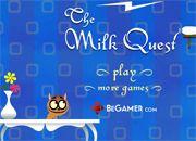 juegos de cocina milk quest