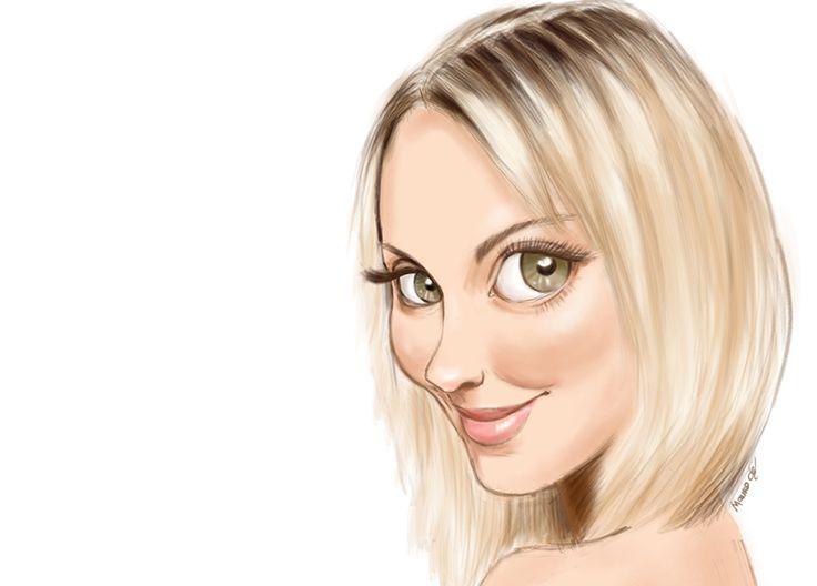 Kaley Cuoco, Penny, The Big Bang Theory.
