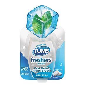 Walgreens: FREE Tums Freshers Spear Mint or Cool Mint 50 + Money Maker!
