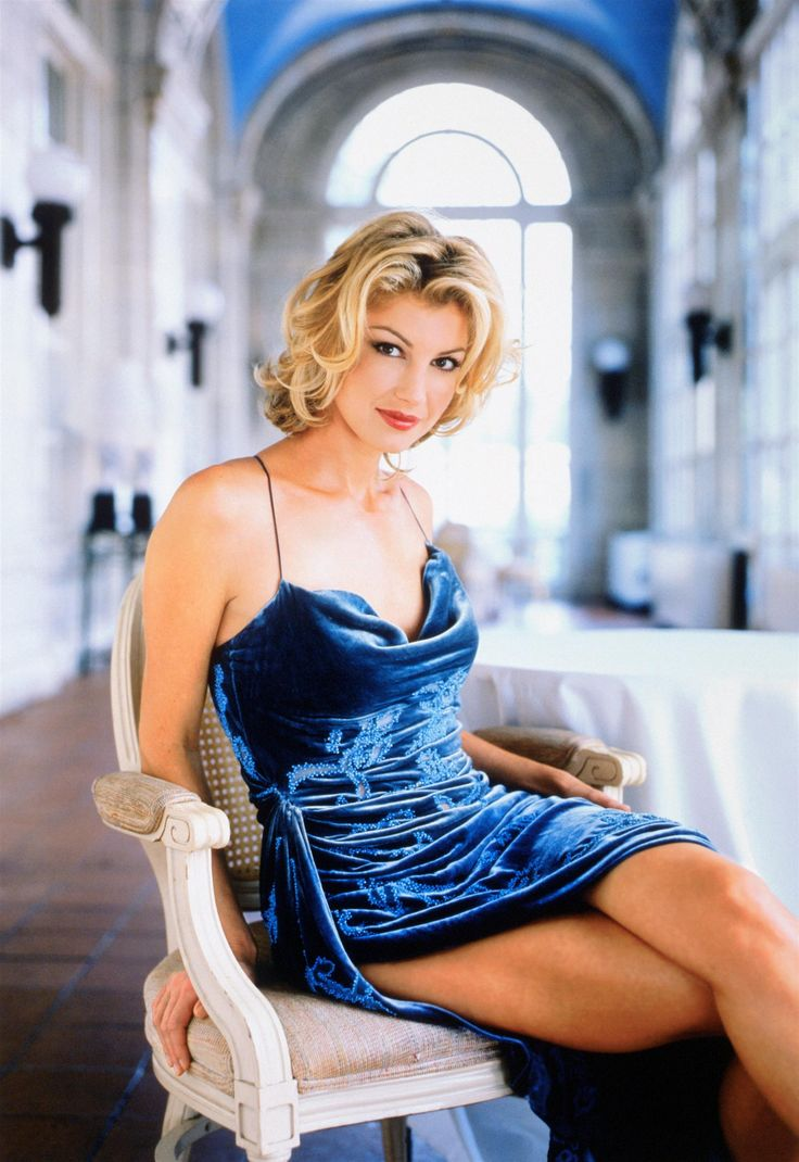 Congratulate, you Country music singer faith hill nude think