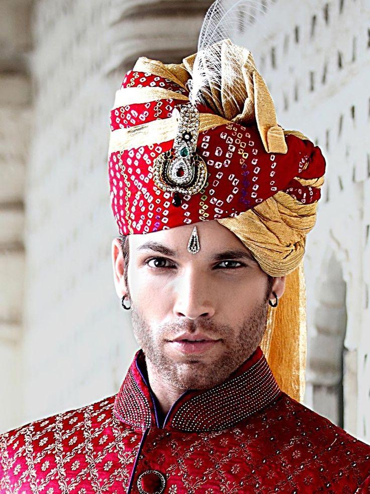 Royal Look Groom Turban